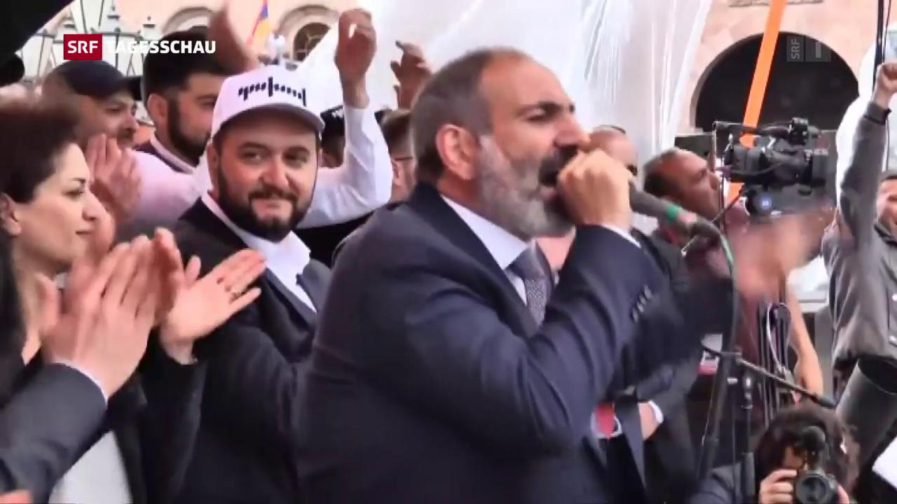 Armenien hat gewählt
