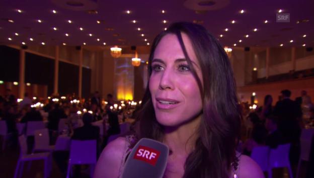 Video «Susanne Wille über ihren «MedienStar»-Award» abspielen