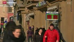 Video «Anleger reagieren auf Sanktionen gegen Russland» abspielen