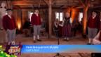 Video «Familienquartett Studer» abspielen