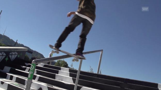 Video «Freestyle-Mekka Schweiz» abspielen