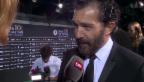 Video «Mit Antonio Banderas in Flirtlaune» abspielen