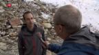 Video «Gletscherexperte am Triftgletscher» abspielen