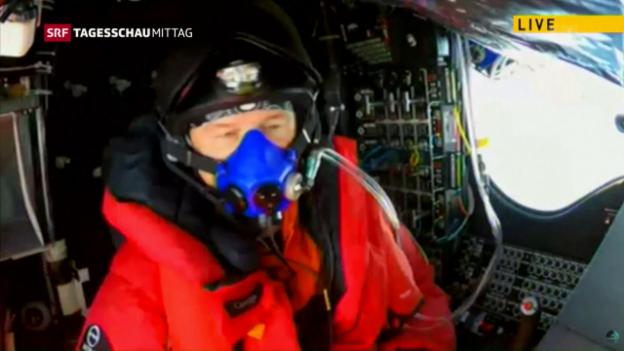 Video «Solar Impulse auf der Zielgeraden» abspielen