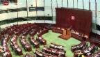 Video ««Hongkong hat genug von Chinas Einfluss»» abspielen