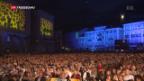 Video «Auftakt des Filmfestivals Locarno» abspielen