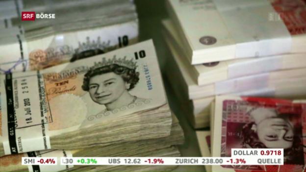 Video «SRF Börse vom 04.07.2016» abspielen