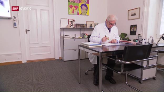 Video «Kontroverse um Arztkosten» abspielen