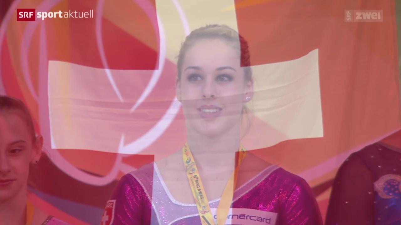 Kunstturnen: EM 2015, Mehrkampf-Final Frauen