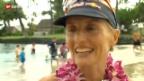 Video «Natascha Badmann - mit 44 zum letzten Mal am Ironman Hawaii» abspielen