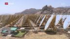 Video «FOKUS: Wie reagieren die anderen grossen Energie-Verbraucher?» abspielen
