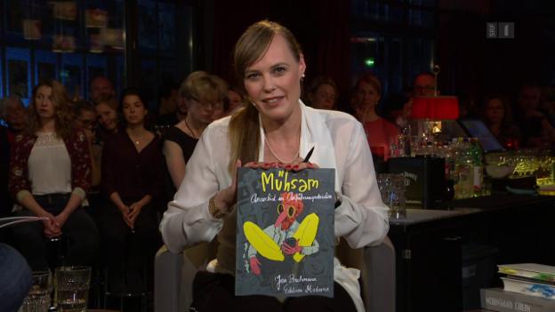 Video «Einmal einfach: Der Literaturclub im Mai» abspielen