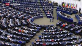 Video «Brüssel will eine Euro-Reform » abspielen