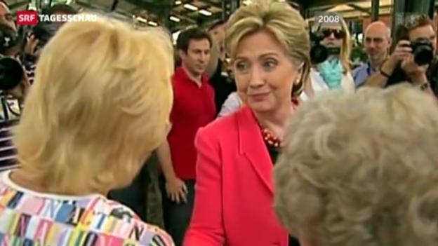 Video «Goodbye Hillary!» abspielen