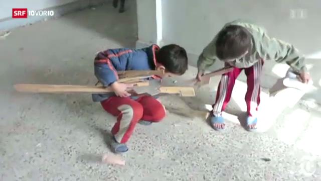Bewegung im Syrien-Konflikt