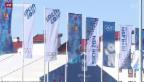 Video «Sotschi – 3 Tage vor der Eröffnungsfeier der Olympischen Winterspiele» abspielen