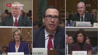 Video «US-Demokraten machen es den Republikanern nach» abspielen