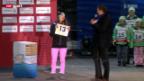 Video «Ski-WM: Mit Wendy Holdener an der Startnummern-Auslosung» abspielen