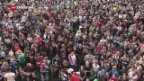 Video «Sicherheitsmassnahmen an Festivals» abspielen