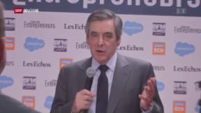 Video «Verliert François Fillon sein Saubermann-Image?» abspielen