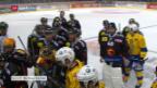 Video «Bern siegt knapp gegen HCD» abspielen