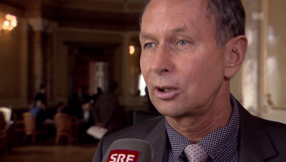 FDP-Präsident Müller «Markwalder war zu unvorsichtig»