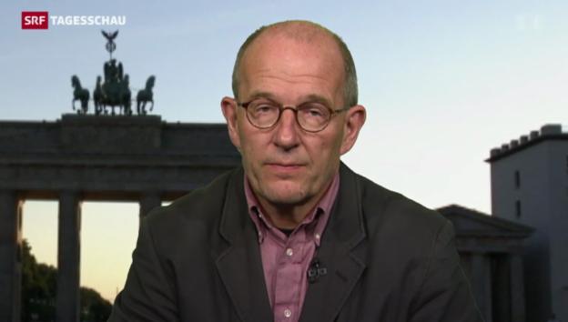 Video «UNO-Experte Andreas Zumach über das weitere Vorgehen» abspielen