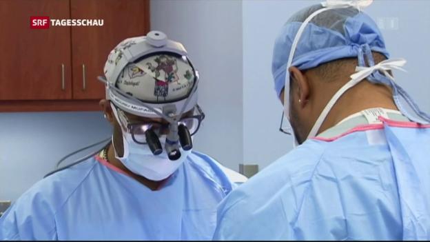 Video ««Obamacare» auf dem Sterbebett» abspielen