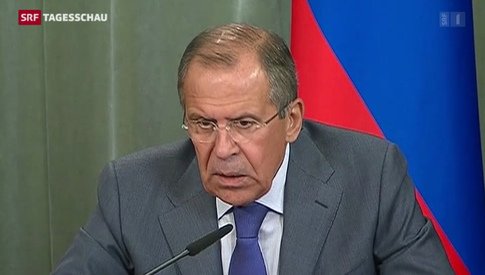 Chemiewaffen: Für Russland bleibt Schuldfrage offen