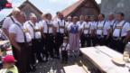 Video «Die Älplerfamilie vom 29.07.2013» abspielen