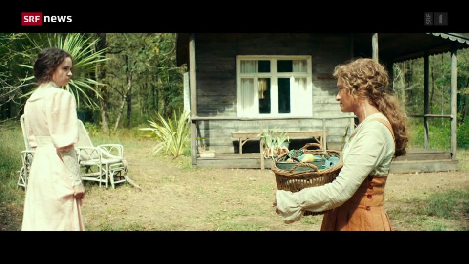 «Monte Verità» feiert Premiere am Filmfestival Locarno