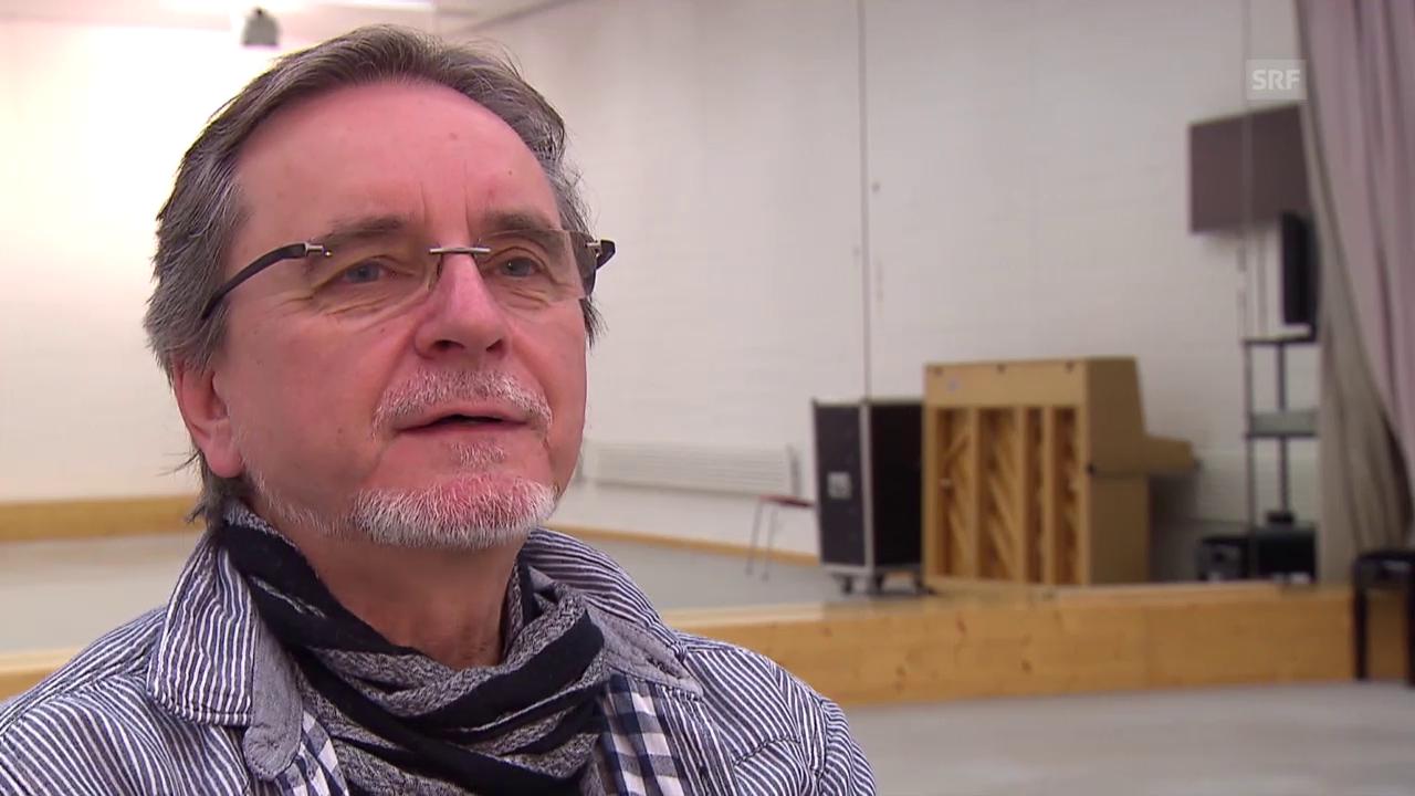 Jiří Kylián: «Leben ist Bewegung»