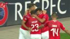 Video «Schweiz gegen Island» abspielen