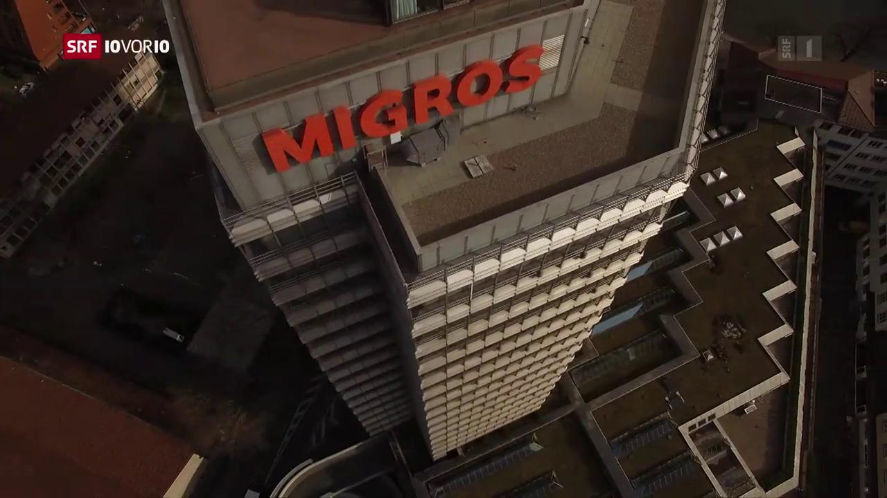 Die Krisenstrategie der Migros