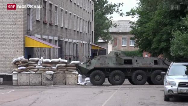 Video «fREILASSUNG weitereR OSZE-Beobachter» abspielen