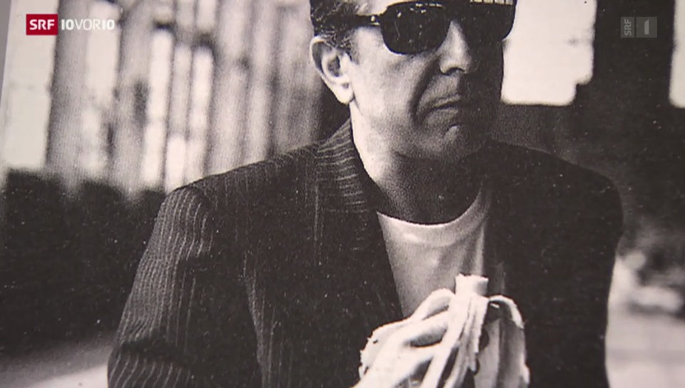 Ein «Hallelujah» für Leonard Cohen: Der Poet wird Achtzig