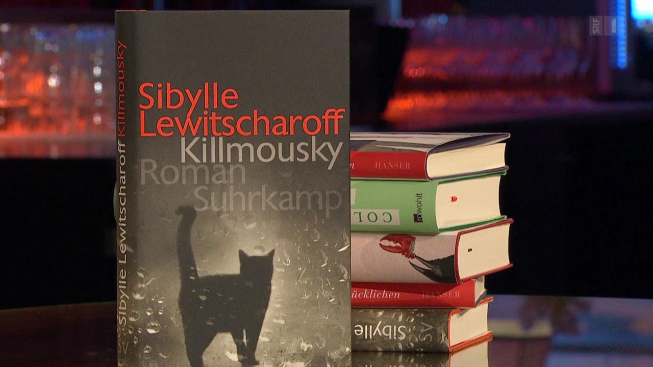 «Killmousky» von Sibylle Lewitscharoff (Suhrkamp)