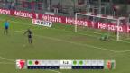 Video «Fussball: Cup, Penaltyschiessen Sion-Basel» abspielen