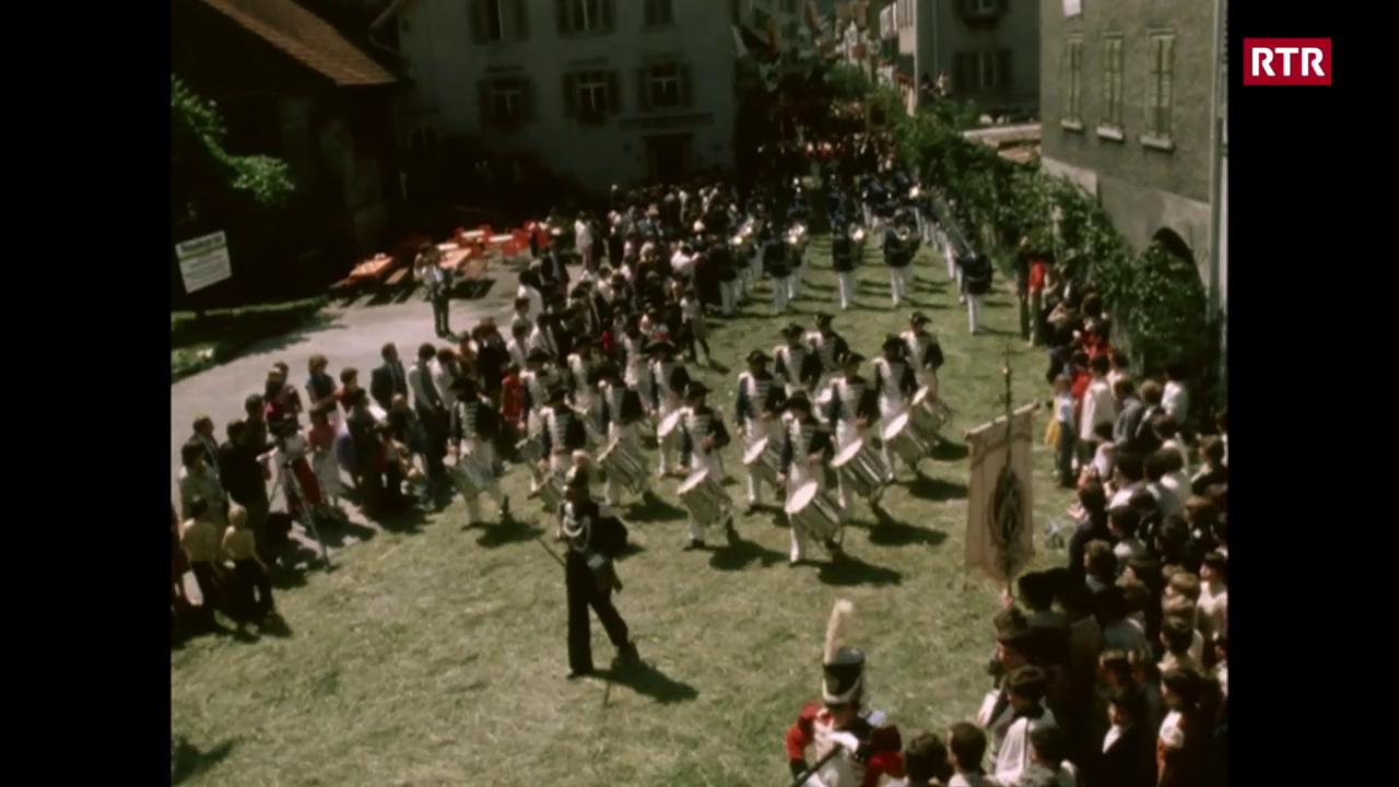 Sontgilcrest a Domat 1981