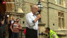 Video «Ein Rentner will Labour-Chef werden» abspielen