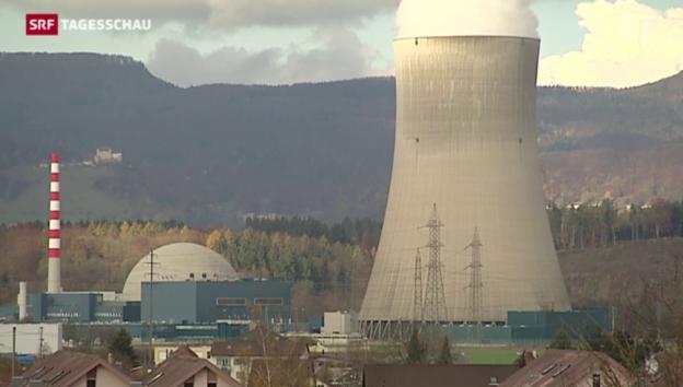 Video «Die Schweiz ohne Atomstrom» abspielen