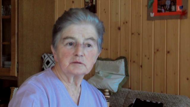 Bäuerin Cäcilia Bucher: «Döt isch immer eine ghocket»