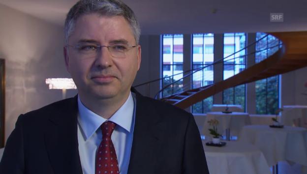 Video «Stellungnahme Roche Schwan» abspielen