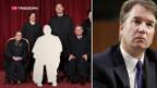 Video «Umstrittener Senator soll oberster US-Richter werden» abspielen