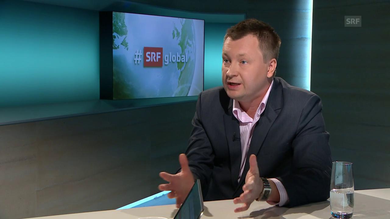 Alexejew: Gewalt gegen Schwule gibt es überall in Russland