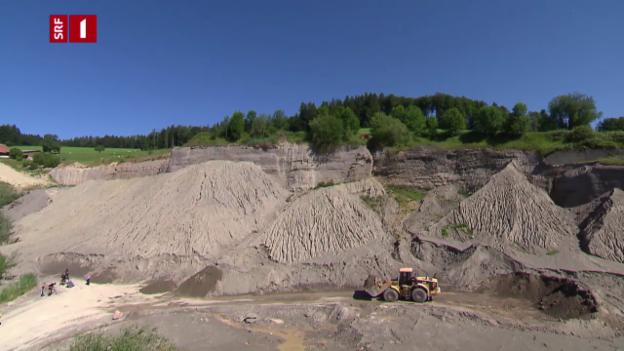 Video ««ECO Spezial: Sand – ein Milliardengeschäft» abspielen