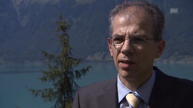 Daniel Büchel, BFE, zum Aufschrei in der Solarbranche