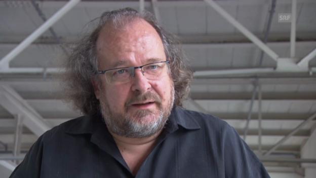Video «Was braucht es für eine erfolgreiche Erfindung? Antworten von Elmar Mock» abspielen