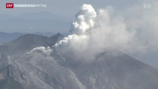Video «Vulkanausbruch fordert mehrere Todesopfer» abspielen