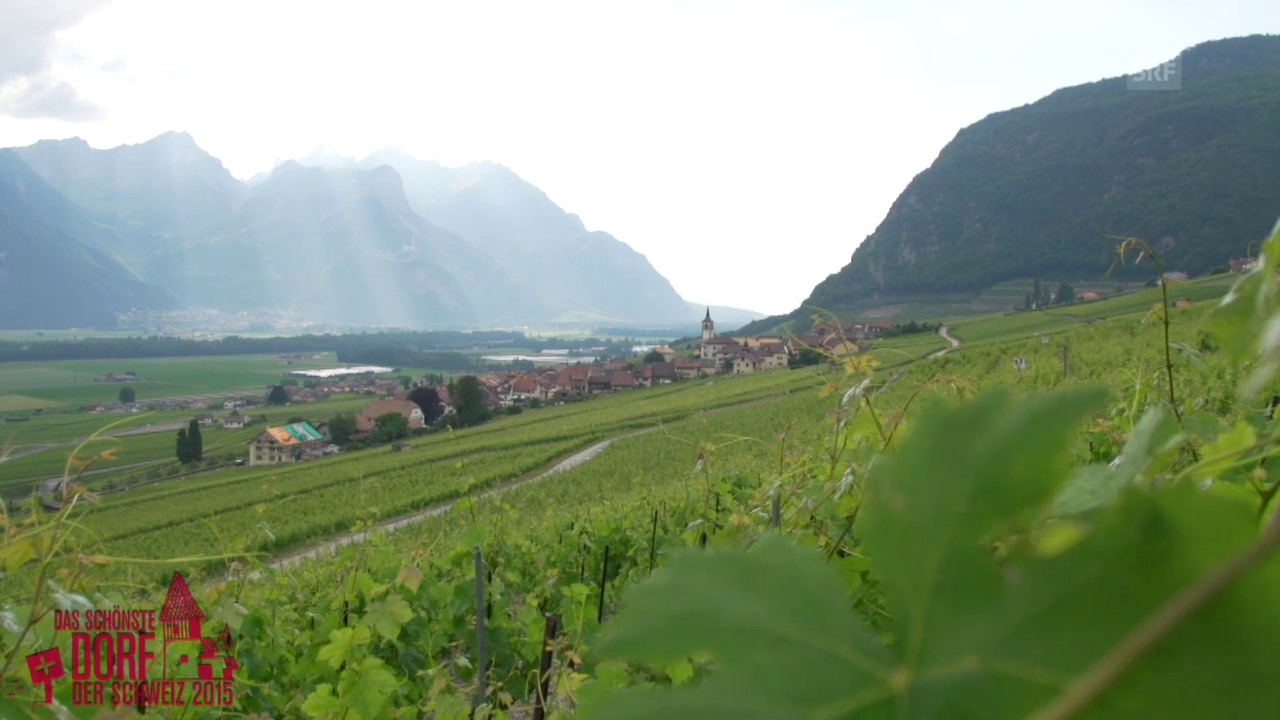 Wird Yvorne das schönste Dorf der Schweiz 2015?